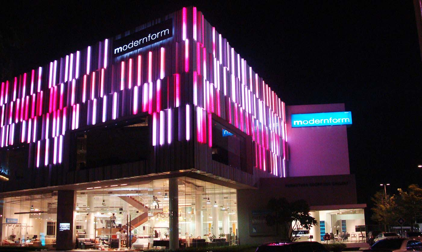 ไฟ facade Lighting