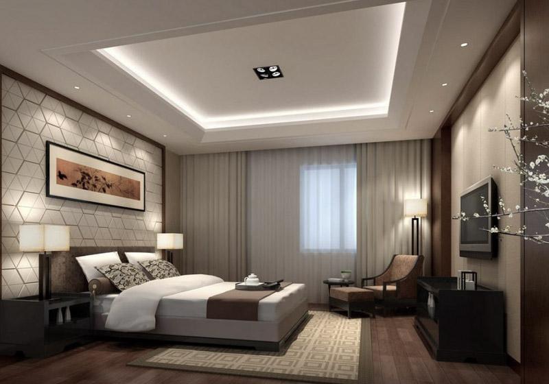 แสงไฟในห้องนอน