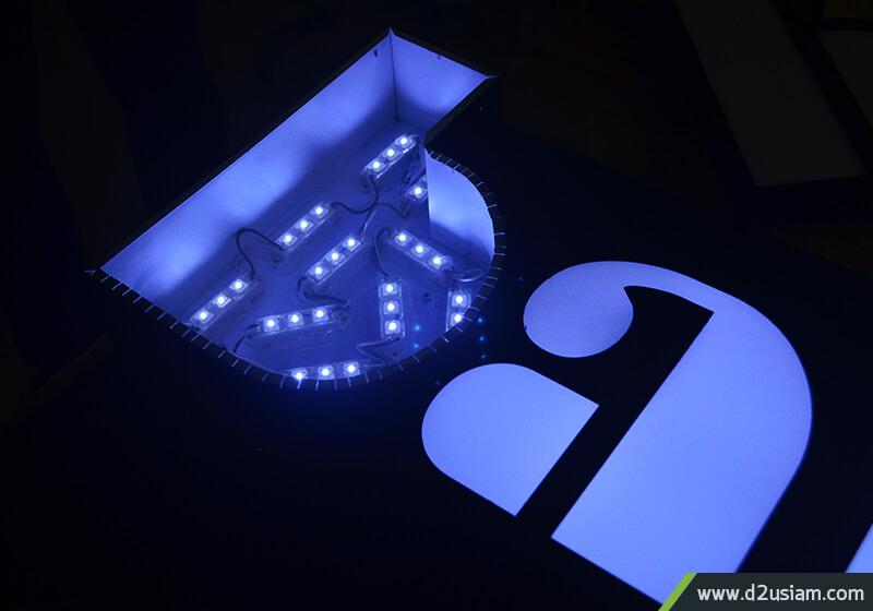 ป้ายไฟ LED
