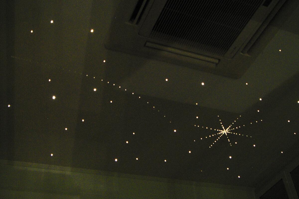 Fiber Optic ฝ้าเพดาน