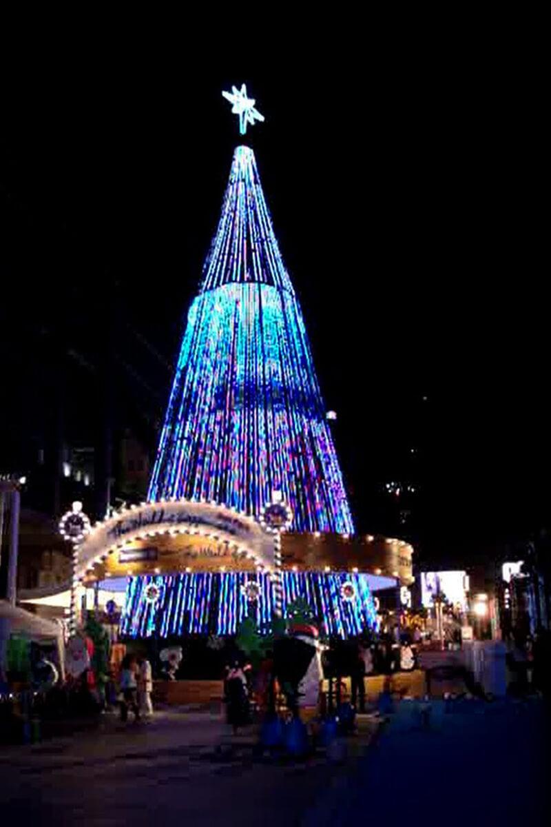 ต้นคริสต์มาส เซ็นทรัลเวิลด์