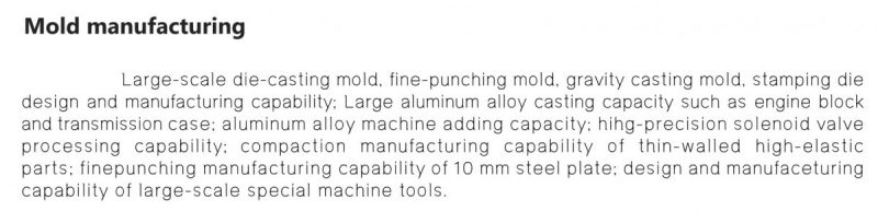 casting mold_section01